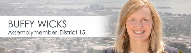 Assembly Member Buffy Wicks image