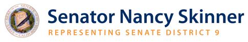 State Senator Nancy Skinner image