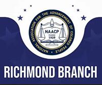 NAACP Richmond branch banner